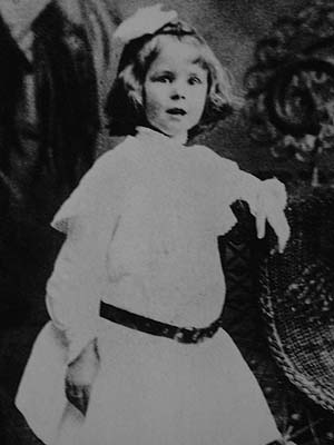 Alice Neel, aged 5 (1905)