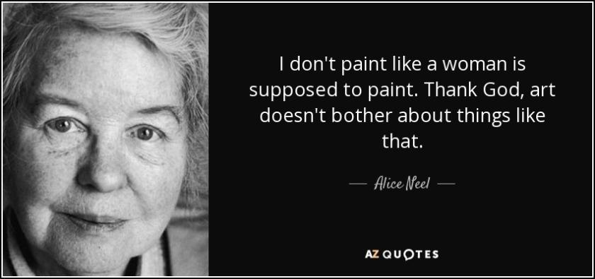 Alice Neel xx