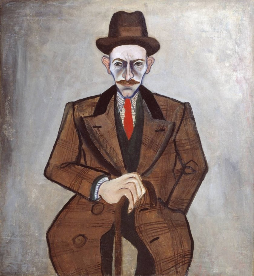 Kenneth Dolittle by Alice Neel (1931)