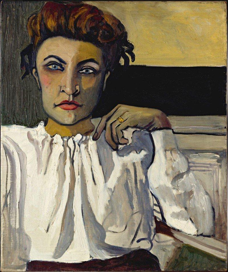 Elenka by Alice Neel (1936)