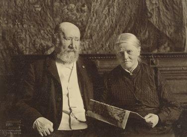 Sientje and Hendrik Mesdag