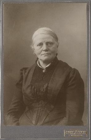 Sientje Mesdag van Houten (c.1905)