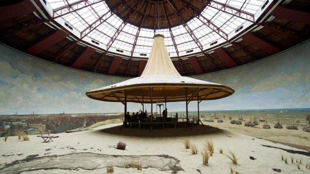 Panorama Mesdag Viewing Gallery
