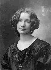 Gerda Wegener (née Gottlieb)