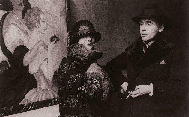 Gerda and Einar