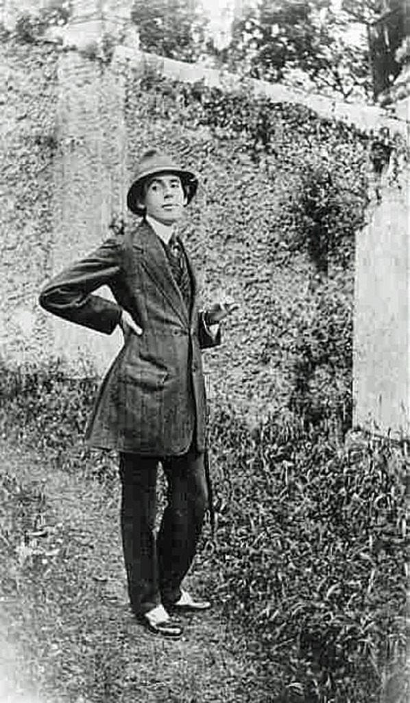 Einar Wegener / Lili Elbe (1882 - 1931)