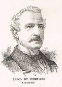 Baron Charles Conrad Adolphus du Bois de Ferrieres