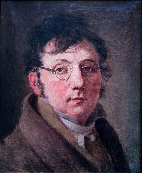 Self-portrait by Léopold Boilly (1805)