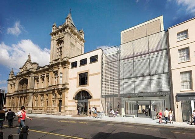 The Wilson Cheltenham Museum and Art Gallery