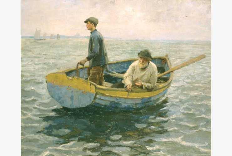 In the Whiting Ground' by Harold Harvey