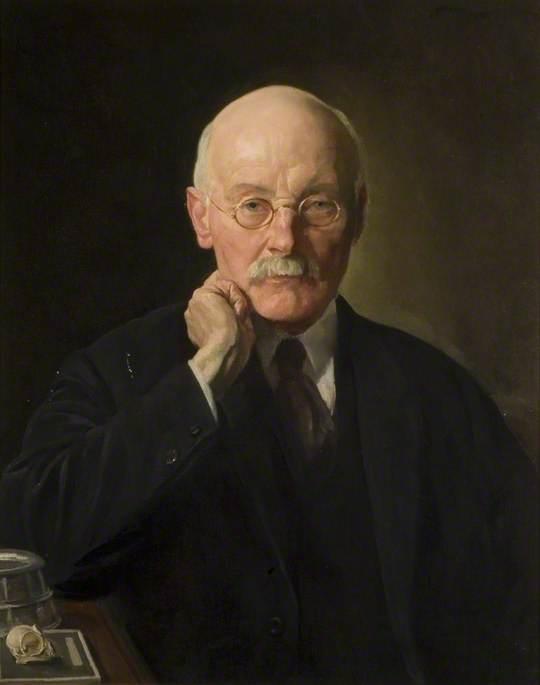 Harvey, Harold C., 1874-1941; John Humphreys (1850-1937), Professor of Dentistry