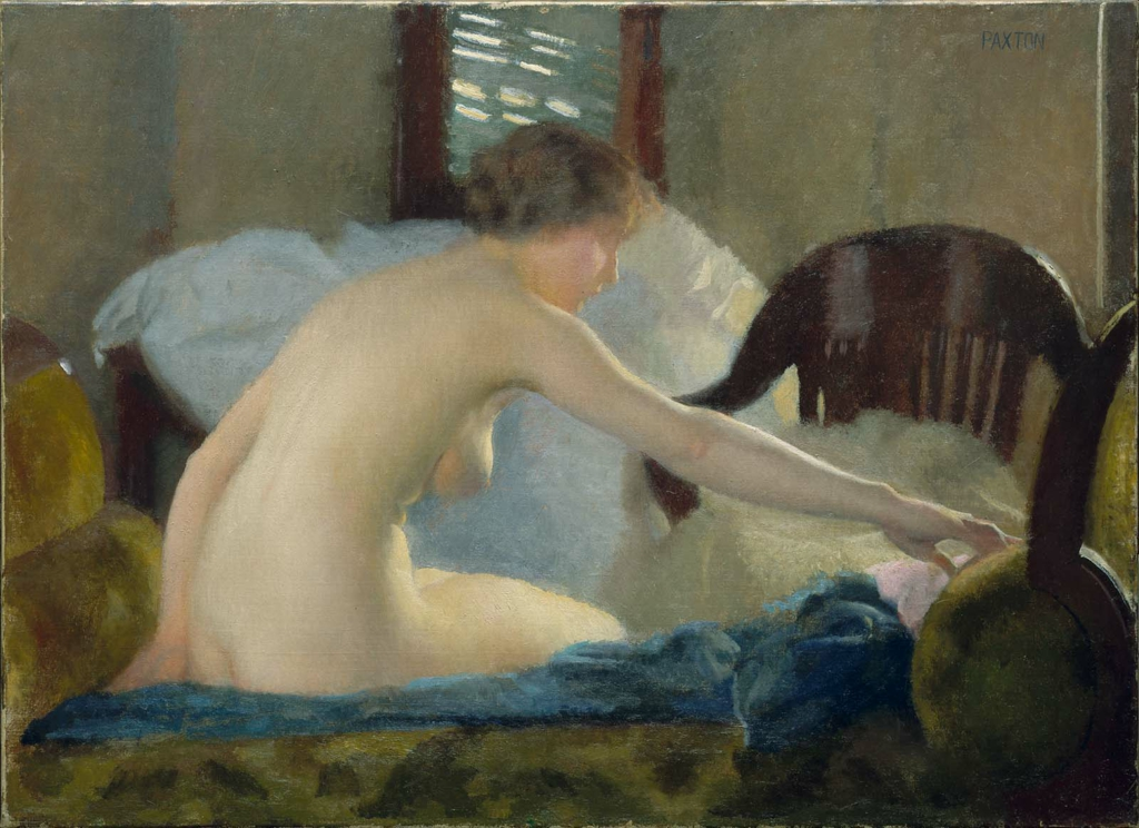 Nude by William Paxton