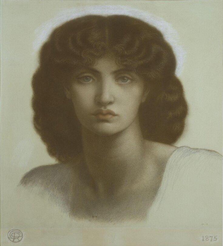 Study of Jane Morris
